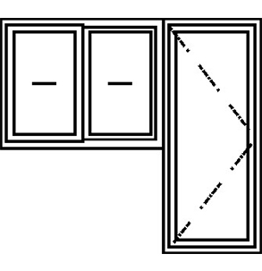 combination window-layout